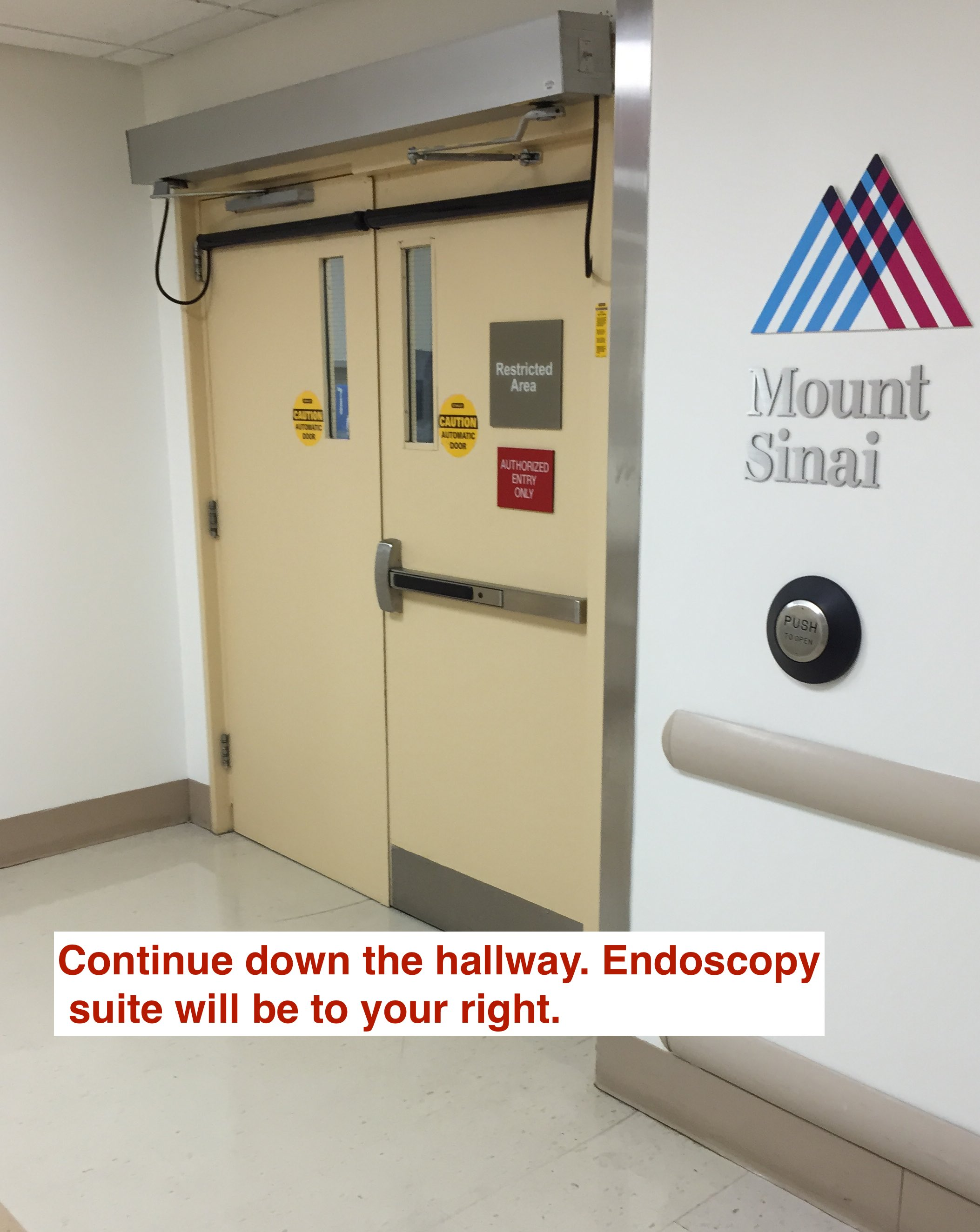 Endoscopy Suite: CareTeam App For Anesthesiology